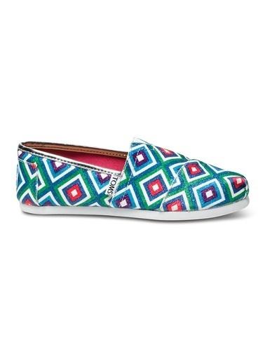 Toms Ayakkabı Yeşil